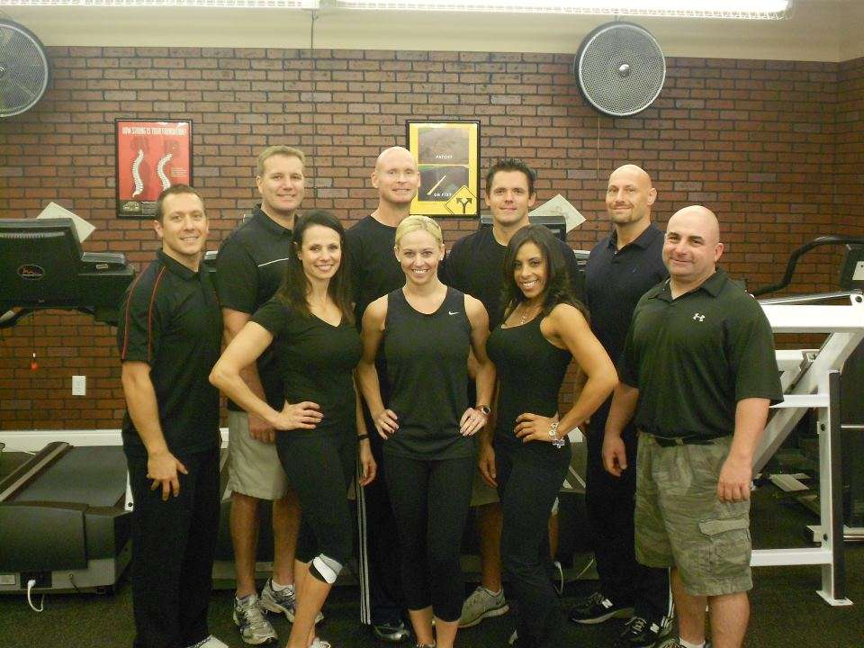 The team at Studio 4 Fitness