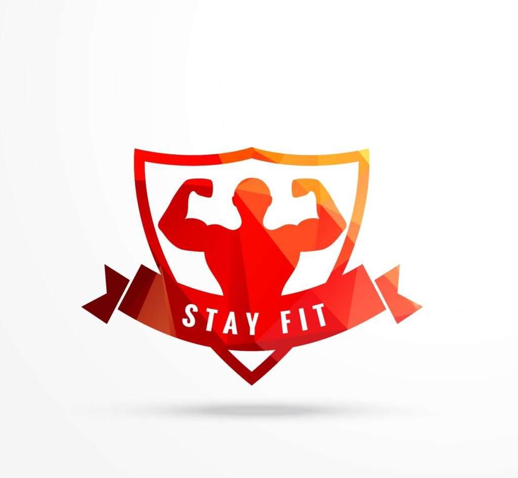 stay-fit-emblem
