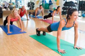 group classes coral springs
