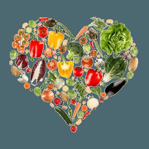 veggie heart